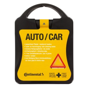 Continental MyKit Car first aid kit