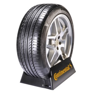 Continental robust tyre stand