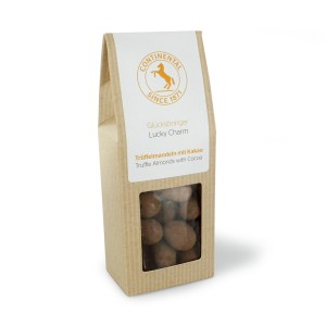 Continental Truffle Almonds with Cocoa