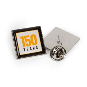 Continental Pin 150 years