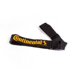 Continental luggage strap
