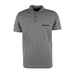 Continental Truck Edition Polo Unisex Grey