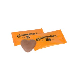 Chocolate 150 years special shape